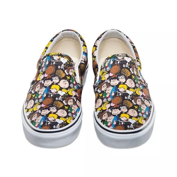 05c0d2cf54930b Vans Peanuts The Gang Limited Edition Shoes NIB